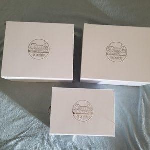 Authentic La Prairie Box